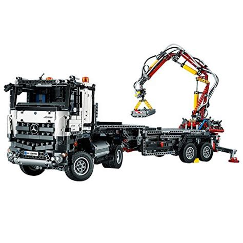 technic truck mercedes benz arocs 3245 construction truck technic