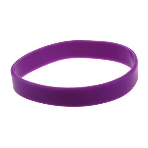 fashion silicone rubber elasticity wristband wrist band