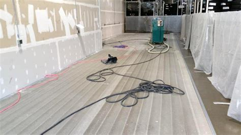Concrete Resurfacing & Shot Blasting company MD DC VA