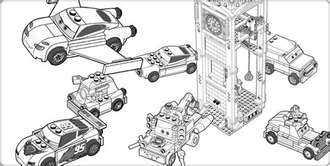 coloring pages lego cars lego 174 brand cars downloads coloring pages coloring