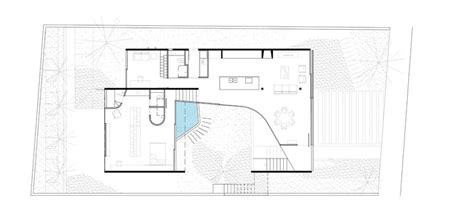 obra homes floor plans lens house obra arquitetos archdaily