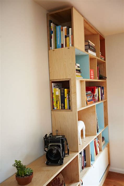 book shelves for room 25 best ideas about plywood bookcase on plywood shelves modular shelving and