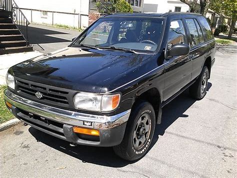 how make cars 1998 nissan pathfinder electronic throttle control buy used 1998 nissan pathfinder se sport utility 4 door 3 3l 4x4 automatic in maplewood new