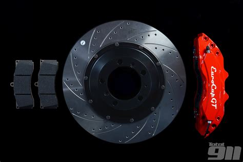 best brakes four of the best porsche 911 brake upgrade packages
