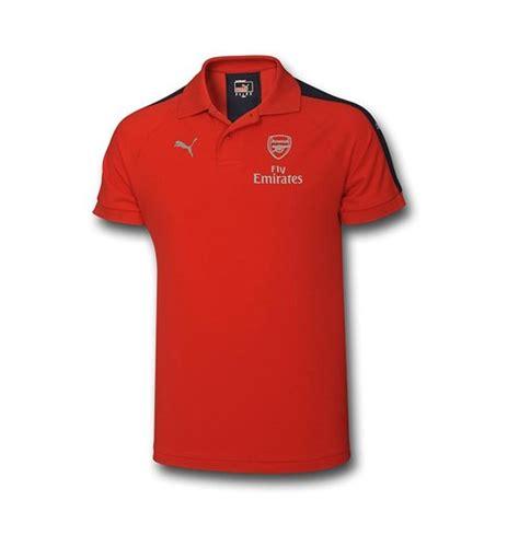 2016 2017 arsenal casual performance polo shirt