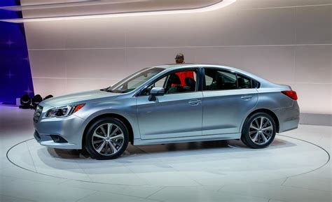 Subaru 2015 Legacy by Car And Driver