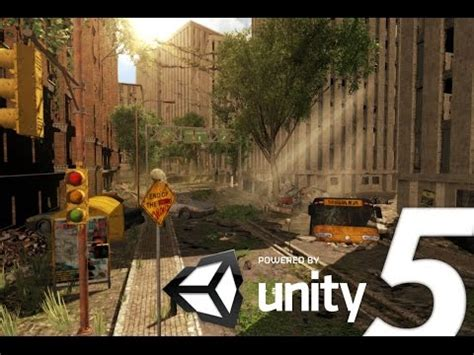 unity environment tutorial full download post apocalyptic environment unity3d
