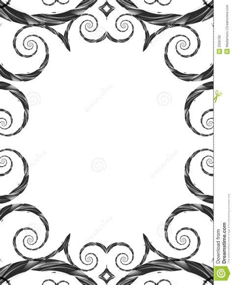 hacer imagen blanco y negro marco decorativo de la foto foto de archivo imagen 2009780