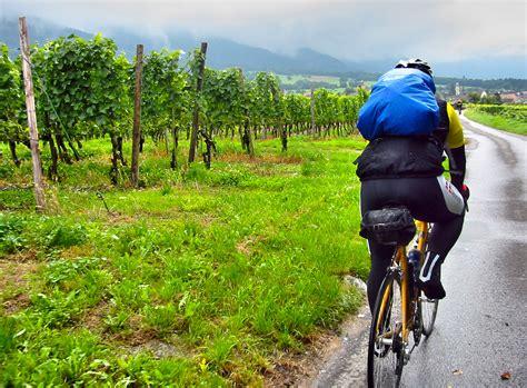 road bike rain free images landscape fog rain backpack bicycle