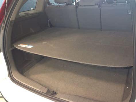 Honda Crv Cargo Shelf by Honda 07 11 Crv Cr V Rear Trunk Cargo Shelf Shielding