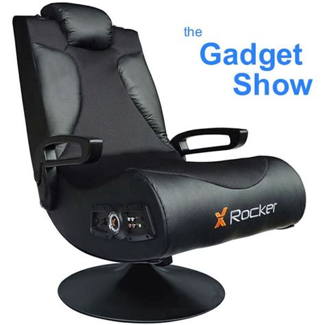 Gadget Show Gaming Chairs by X Rocker Vision On The Gadget Show In Stock Now Cobotech