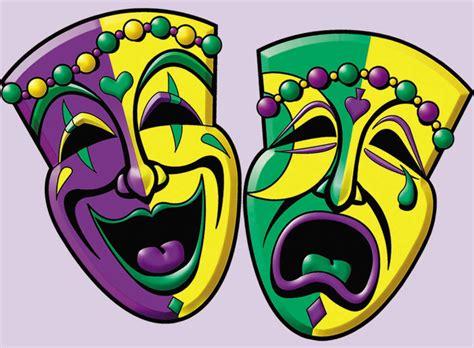 mardi gras masks sacred heart