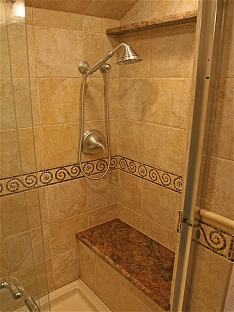 Tiled Bathrooms Ideas Showers by Small Bathroom Remodeling Fairfax Burke Manassas Remodel