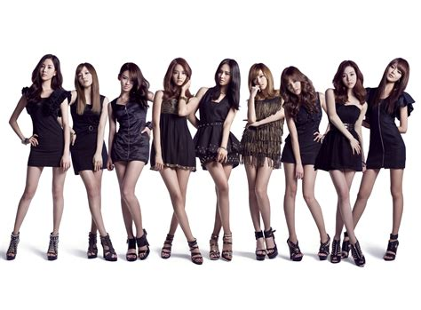 girls generation japan genie concept photo