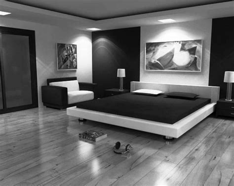 Bedroom Decor Black And White Black And White Themed Bedroom Decorating Wellbx Wellbx