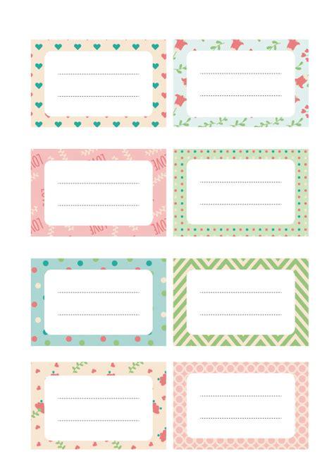 etiquetas para poner nombre a los cuadernos colorear etiquetas archives magicadisseny