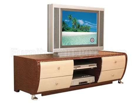 tv stands with drawers two tone contemporary tv stand with drawers