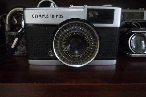 Kamera Olympus Trip 100r kios antik woy jual barang antik unik dan jadul kamera manual olympus trip 35