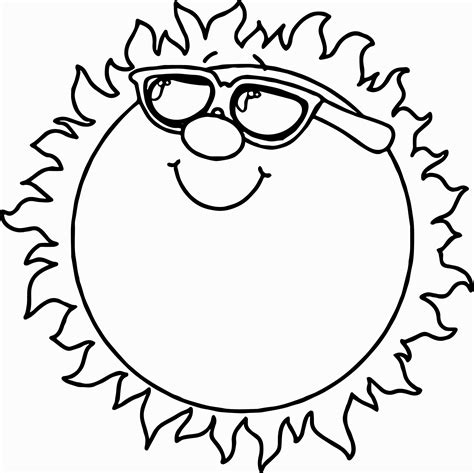 sun coloring page free printable solar system coloring pages for