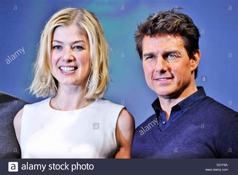 film tom cruise rosamund pike actress rosamund pike and actor tom cruise attend the