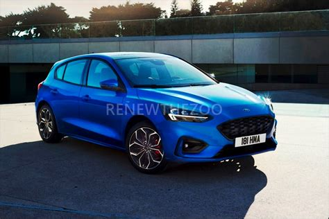 Ford Focus Rs Release Date Usa by 2019 Ford Focus Rs And St Wagon Release Date 2019 2020