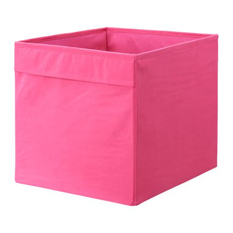 ikea tool storage dr 214 na box pink 33x38x33 cm ikea