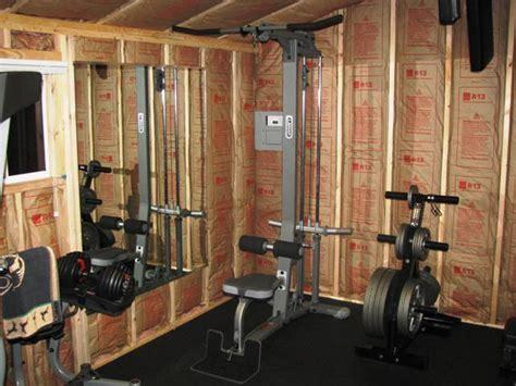 benefits  turning  shed   gym