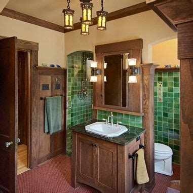 bungalow bathroom ideas 15 must see craftsman style bathrooms pins craftsman