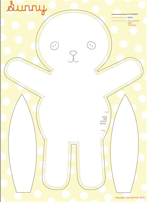 bunny template for sewing http 3 bp 2217nbd7h64 ut87zyzqz1i