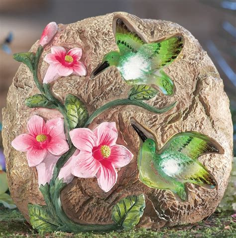 Hummingbird Garden Decor by Solar Hummingbird Decorative Garden Fresh Garden Decor