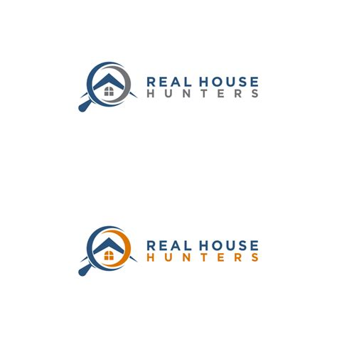 House Hunters Sweepstakes - design a logo for real house hunters real estate investors