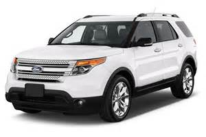 2012 Ford Explorer Specs 2012 Ford Explorer Reviews And Rating Motor Trend