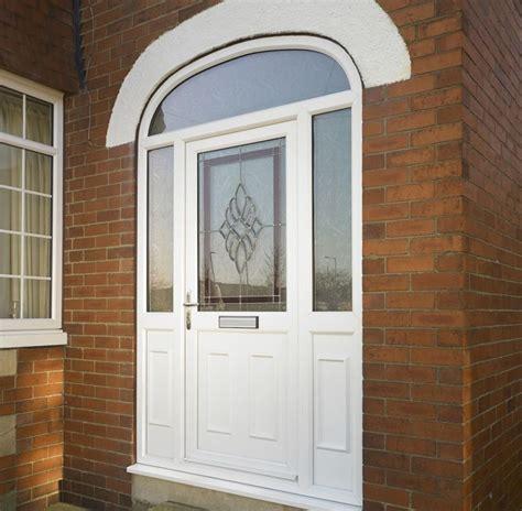 Half Glazed Exterior Doors Upvc Half Glazed Exterior Doors Safestyle Uk