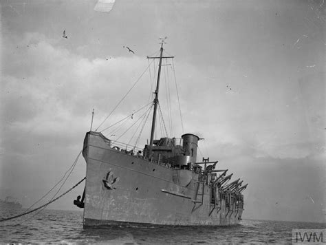 Greenock Records Hms St Helier 13 January 1943 Greenock A 13901