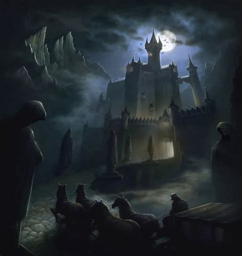 dracula castle blackest animation dracula s castle finished