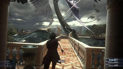 Töff Ninja by Final Fantasy Xv Per Square Enix 232 Una Priorit 224 E Lo