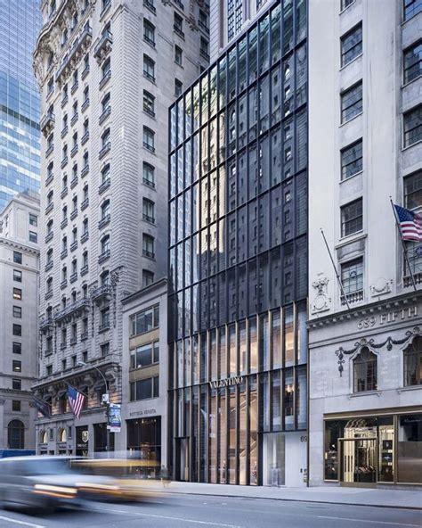 designboom new york david chipperfield valentino new york flagship store