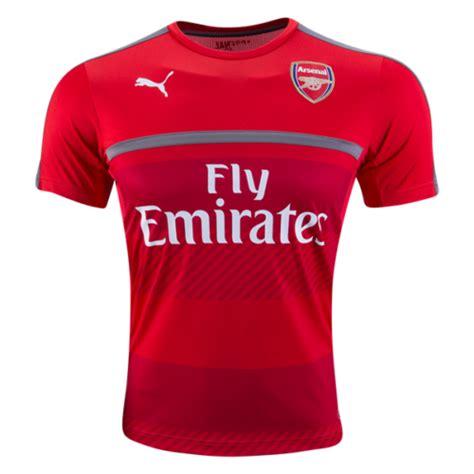 jersey arsenal merah 2016 2017 jersey bola grade ori murah