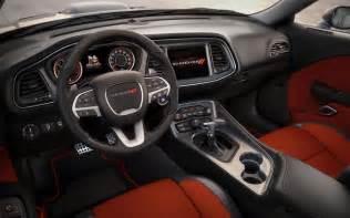 2015 Dodge Challenger Interior 2015 Dodge Challenger