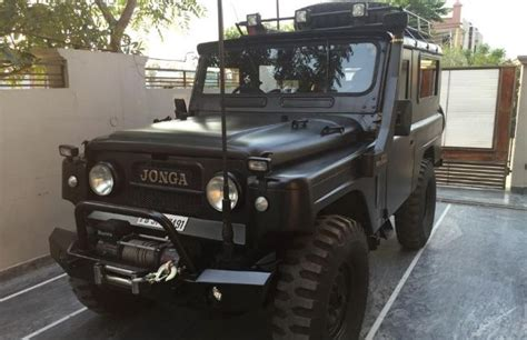 jonga jeep 7 cars for 7 decades of indian republic days features