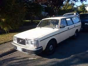 1984 Volvo Wagon 1984 Volvo 240 Wagon Oak Bay