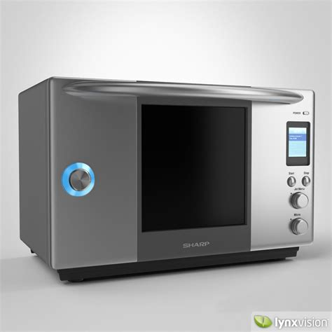 Oven Sharp sharp steam oven 3d model max obj fbx cgtrader
