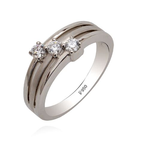 Platinum Rings by Rings The Lucrezia Platinum Ring Grt Jewellers