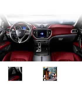 Bowers And Wilkins Maserati Maserati Ghibli Car Audio Bowers Wilkins B W