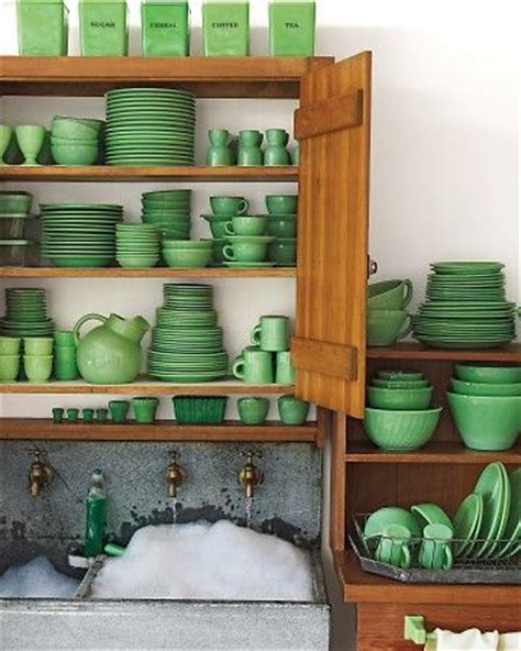 colored glass kitchen canisters luxurious 17 best ideas about green kitchen on green