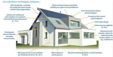Maison A Energie Positive 4231 by Une Maison 224 233 Nergie Positive En Bretagne Site De La