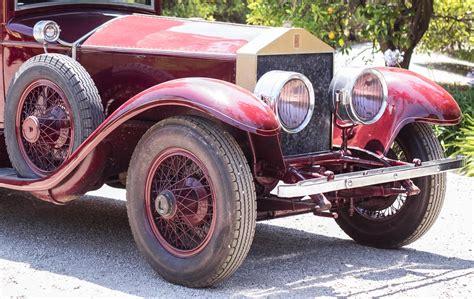 roll royce truck 1926 rolls royce silver ghost pickup truck