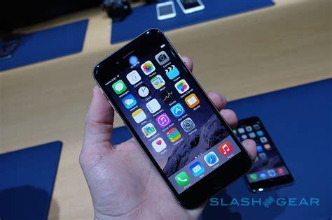 9 Iphone Plus Iphone 6 And Iphone 6 Plus On Slashgear