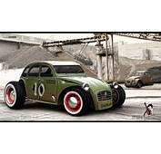 Citroen 2cv Tuning Cars  YouTube