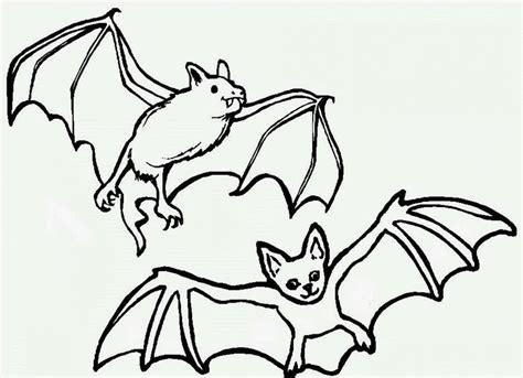 coloring page of a vire bat outline of a bat az coloring pages